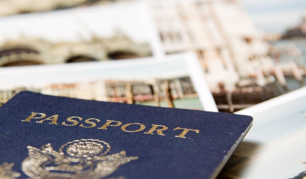 stolen passport italy