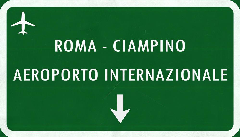 Rome ciampino airport transfer