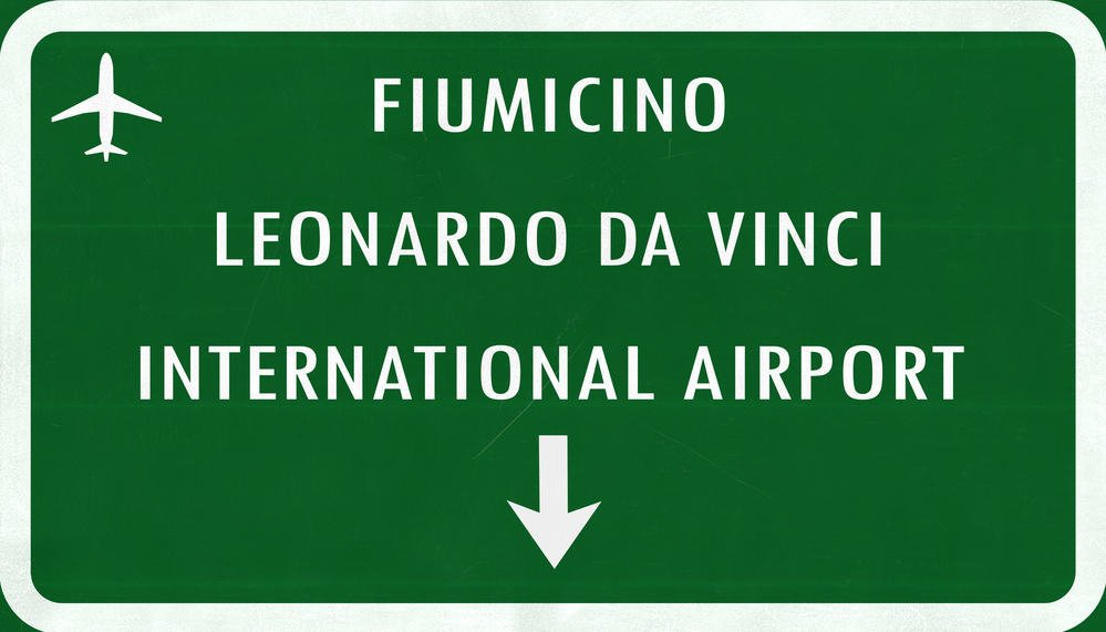 fco rome airport transfer