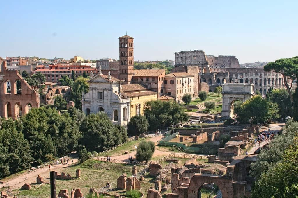 airport rome transfer