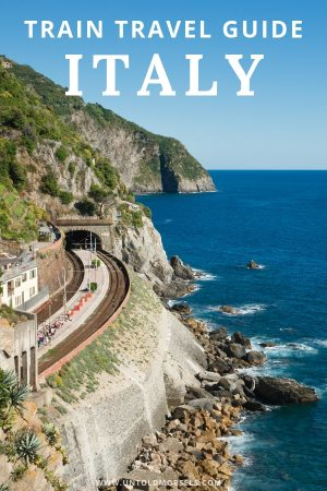 Train travel in Italy - guide to buying train tickets for your Italy trip in advance or in person