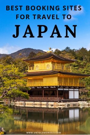 book trip to japan
