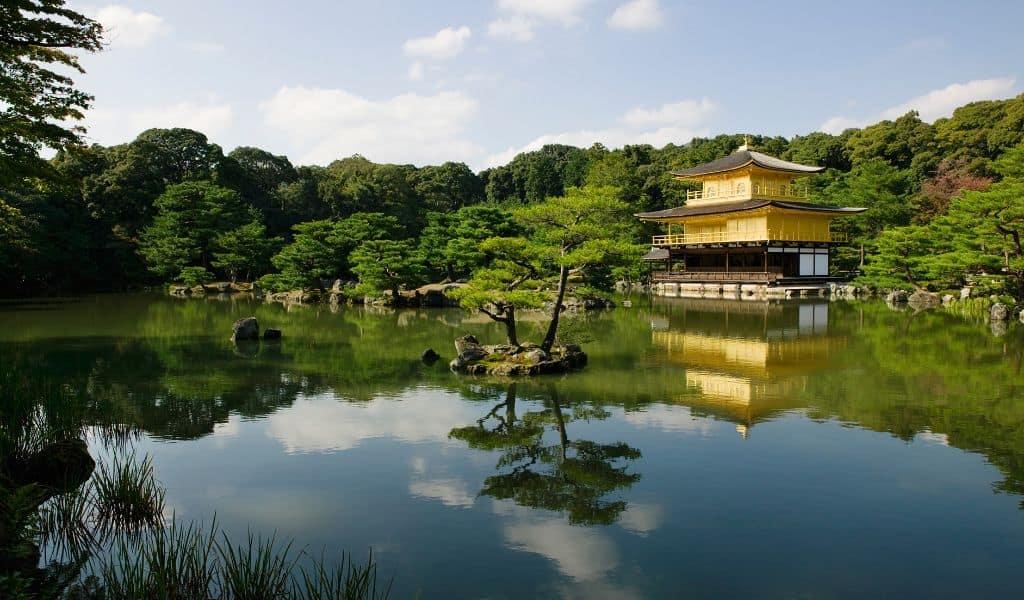 kinkakuji kyoto 2 day itinerary