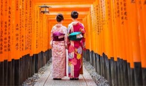 kyoto two day itinerary