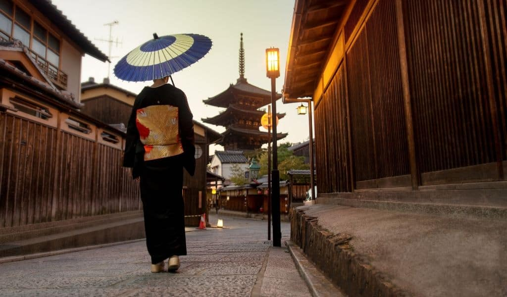 2 day itinerary for kyoto japan