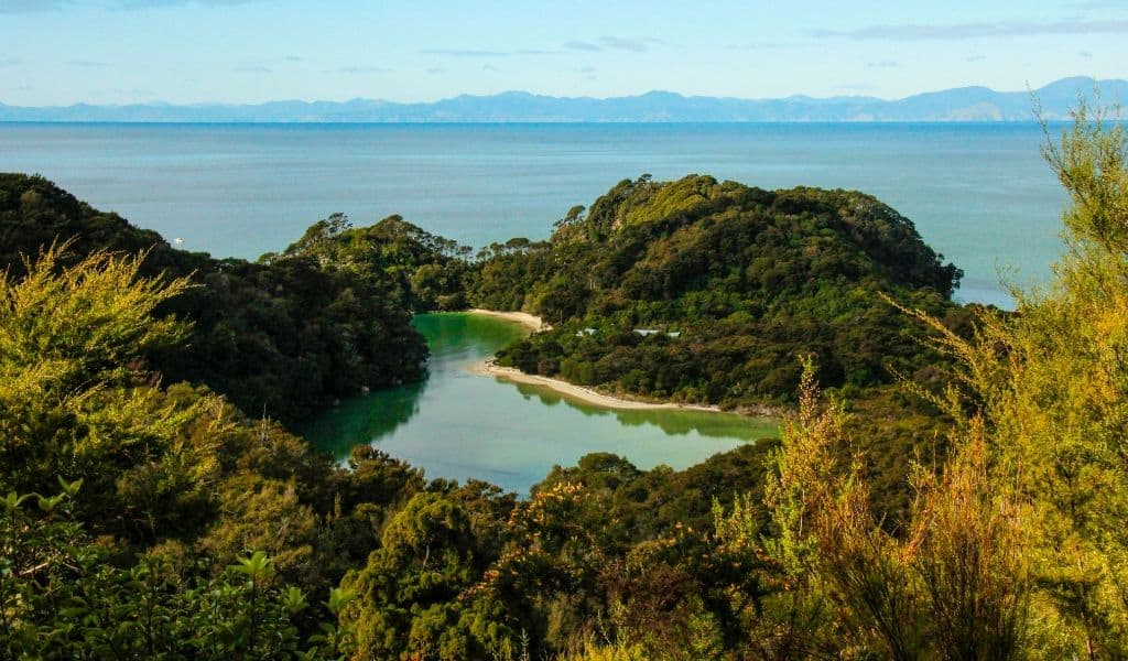 new zealand south island must do - abel tasman national park