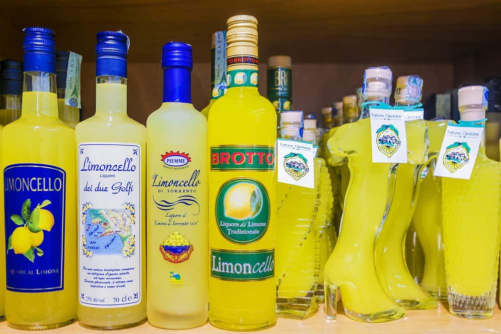 where to buy limoncello positano