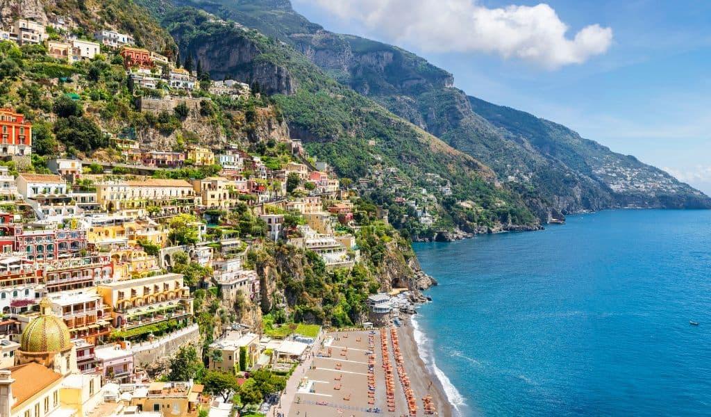 positano amalfi coast things to do