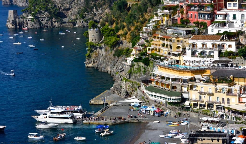 positano italy things to do day trips