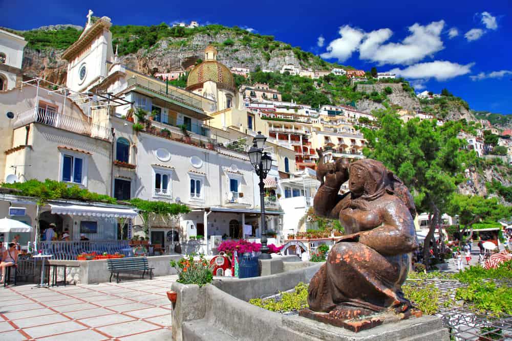 things to do Positano amalfi coast italy