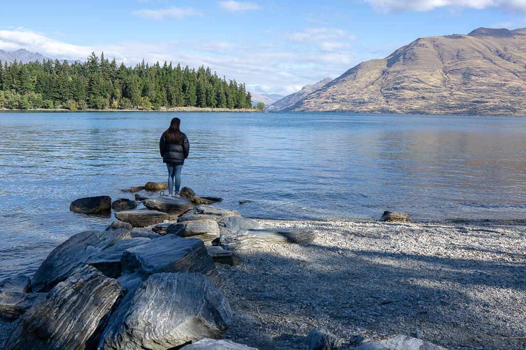 queenstown - new zealand south island tour