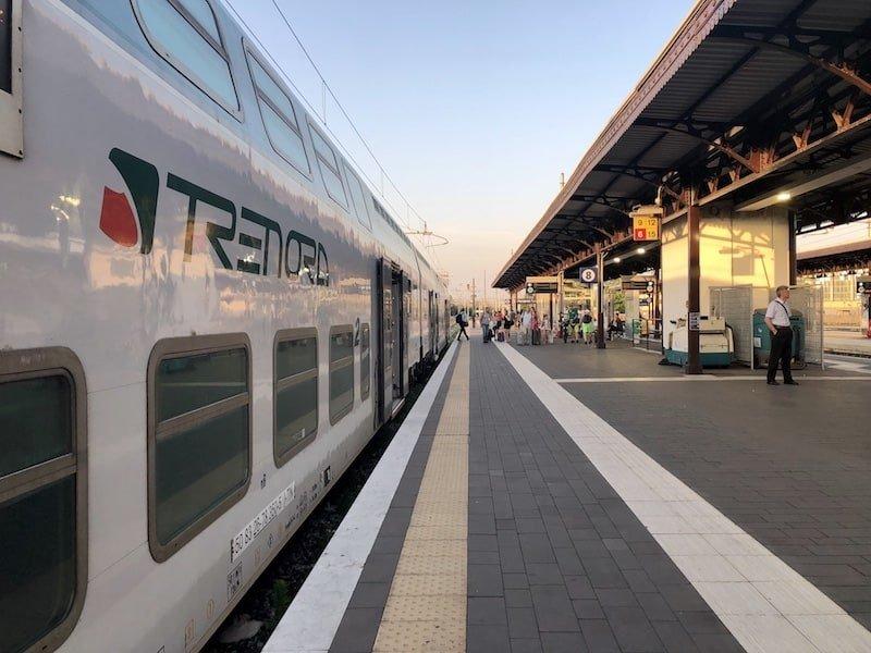 milan to verona train
