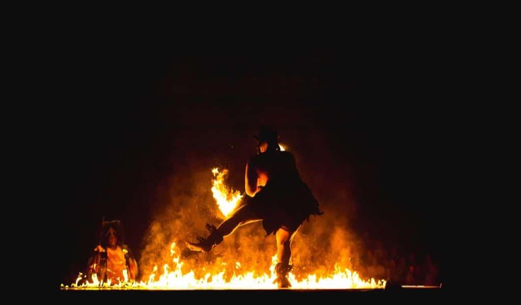 dinner shows oahu hawaiian fire dance