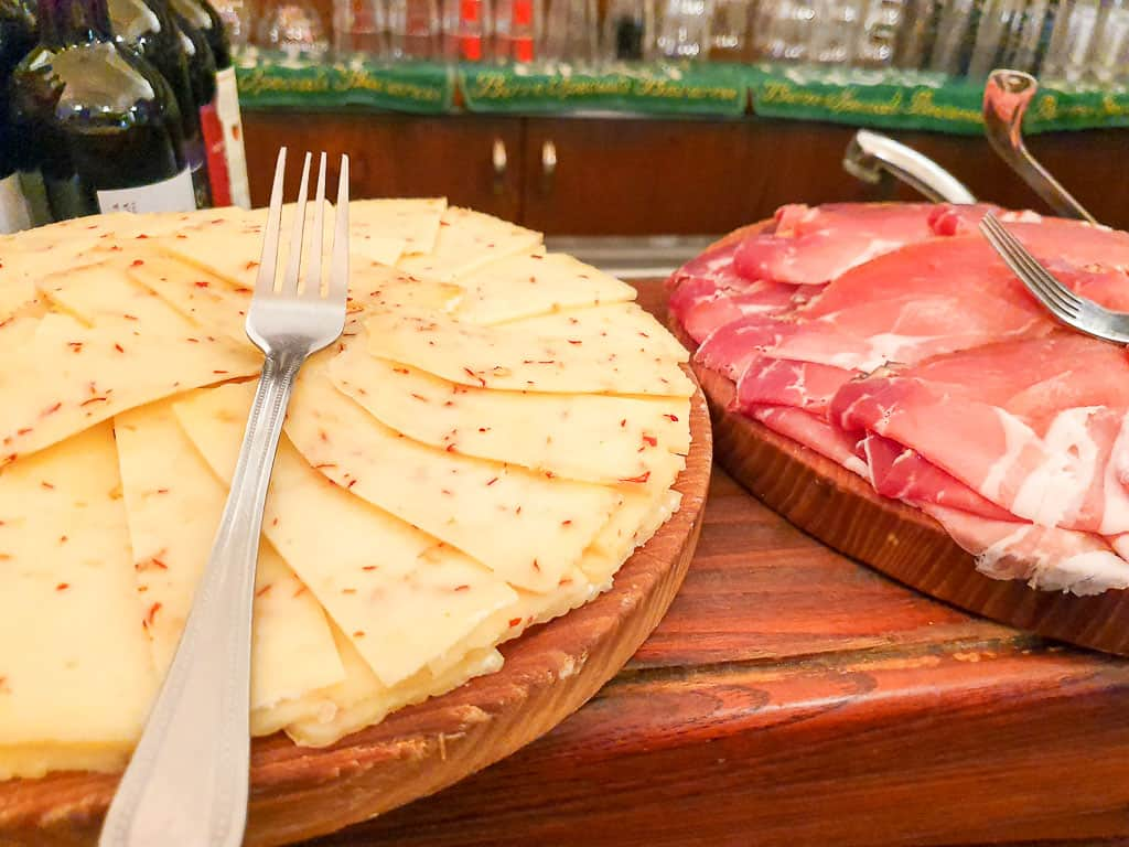 rome food and wine tour