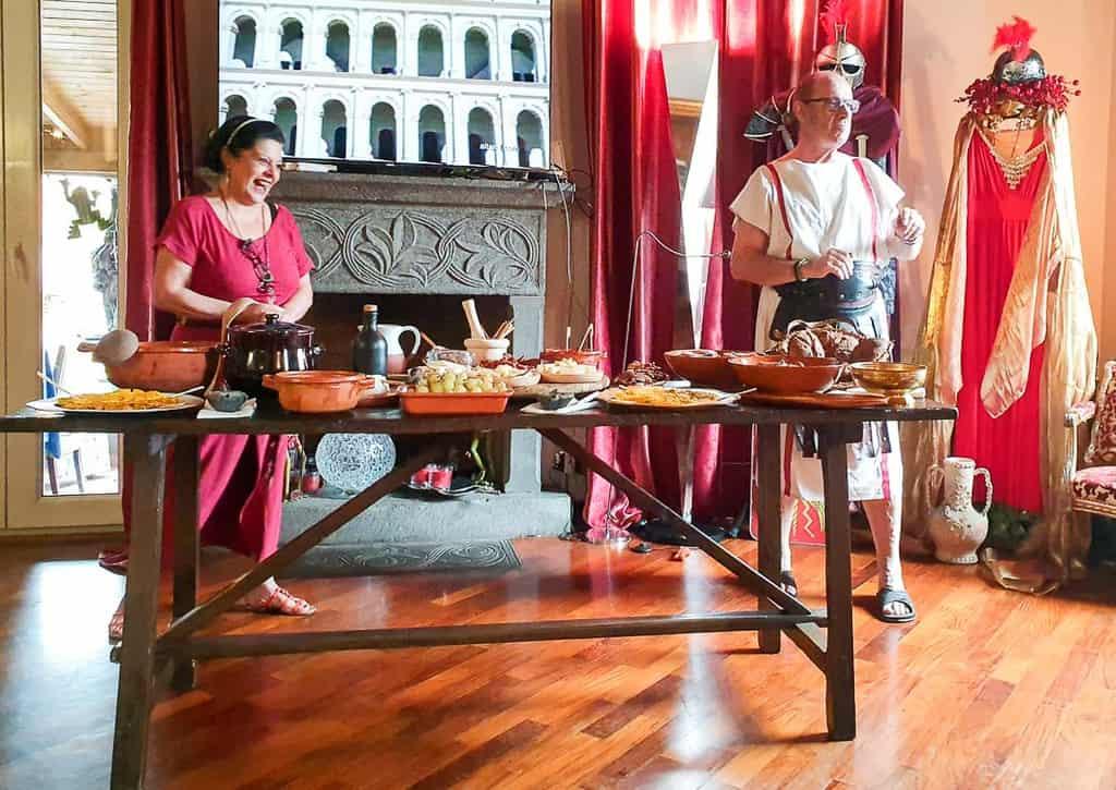 roman feast eatwith food tours rome